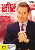 Brittas Empire, The - Complete Series 6 on DVD