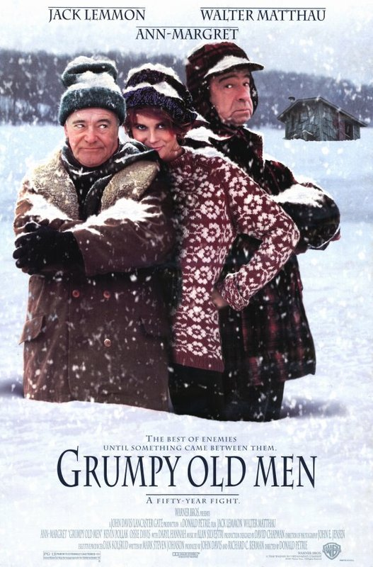 Grumpy Old Men on DVD