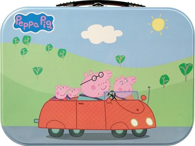 Peppa Pig Tin Lunch Box