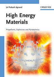 High Energy Materials by Jai Prakash Agrawal image
