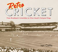 Retro Cricket by Ian Collis