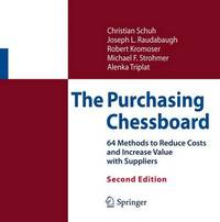The Purchasing Chessboard by Christian Schuh