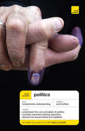 Teach Yourself Politics by Peter Joyce