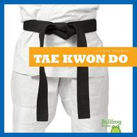 Tae Kwon Do by Cari Meister