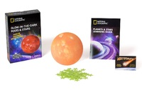 National Geographic: Glow in the Dark Mars & Star - Science Kit