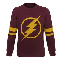DC Comics: The Flash - Jacquard Sweater (Medium)