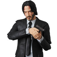 MAFEX: John Wick (Chapter 2) - Articulated Figure image