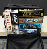 Mighty Ape: Board Game Bag - Messenger Style