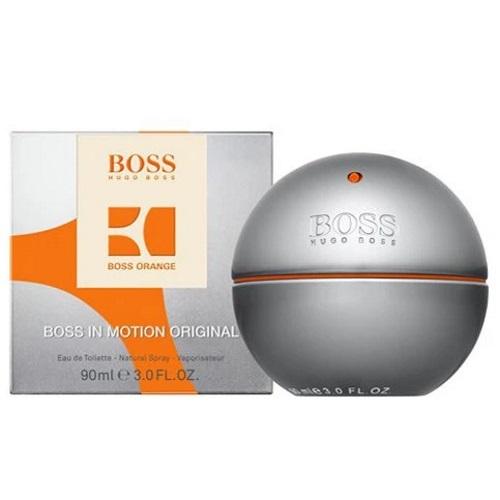 Hugo Boss - Boss in Motion Fragrance (90ml EDT) image