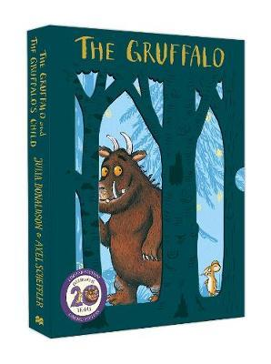 The Gruffalo and the Gruffalo's Child Gift Slipcase by Julia Donaldson