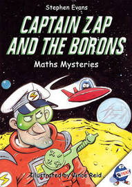 Captain Zap and the Borons by Stephen Evans image