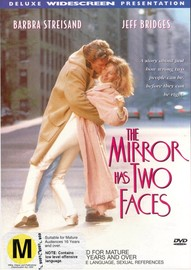 The Mirror Has Two Faces on DVD image