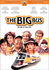 The Big Bus on DVD