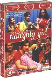 A Tale Of A Naughty Girl on DVD