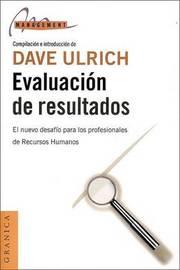 Evaluacion De Resultados by Dave Ulrich