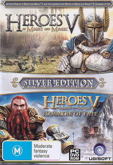 Heroes of Might and Magic V Silver Edition for PC Games