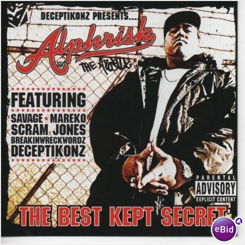 The Best Kept Secret by Alphrisk