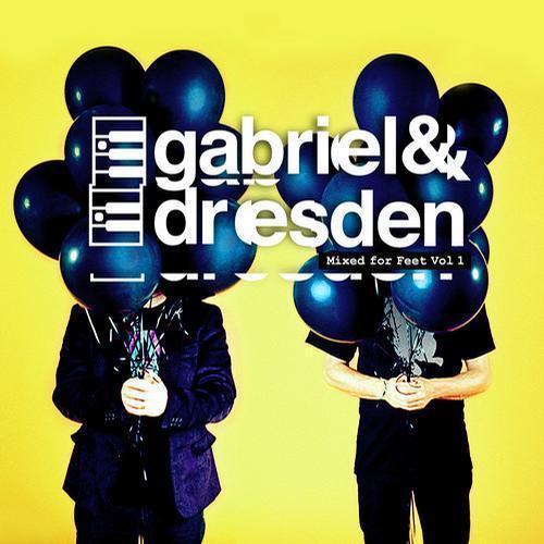 Mixed For Feet Vol. 1 (2CD) by Gabriel & Dresden