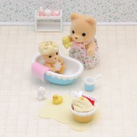 Sylvanian Families - Baby Bath Time