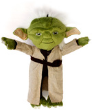"Star Wars: 12"" Yoda Zippered Plush"