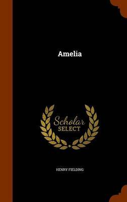 Amelia by Henry Fielding image