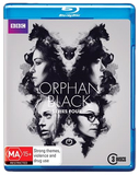 Orphan Black Season 4 on Blu-ray