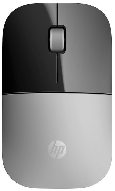 HP Z3700 Wireless Mouse (Silver)