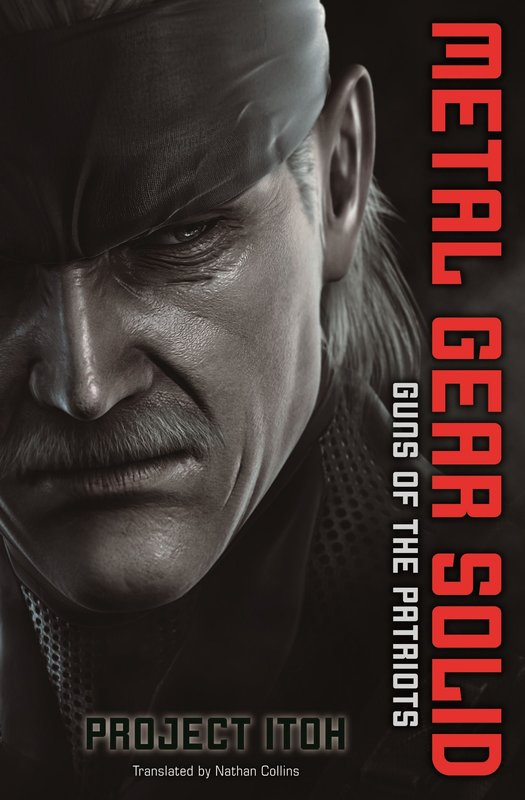 Metal Gear Solid: Guns of the Patriots by Project Itoh