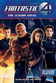 The Fantastic Four Junior Novel by Stephen D Sullivan image