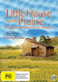 Little House On The Prairie - Ultimate Walnut Grove Collection on DVD