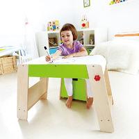 Hape: Play Station & Stool Set
