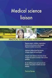 Medical Science Liaison Third Edition by Gerardus Blokdyk image