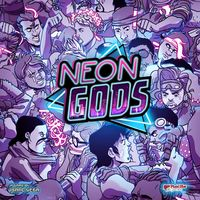 Neon Gods - The Sci-Fi Dystopian Board Game