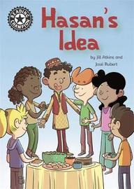Reading Champion: Hasan's Idea by Jill Atkins