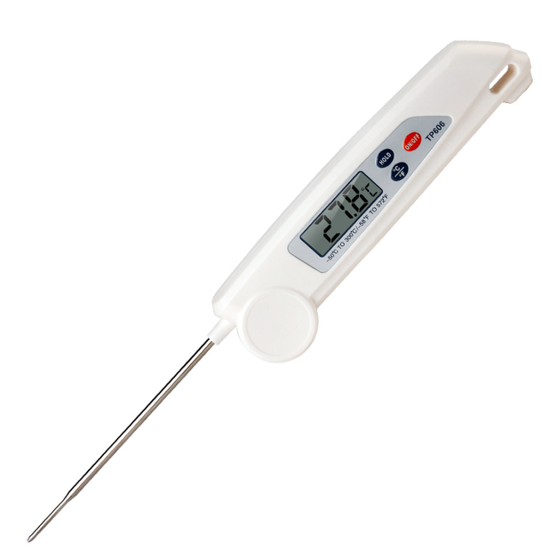 Instant Read: Digital BBQ Thermometer - Foldable