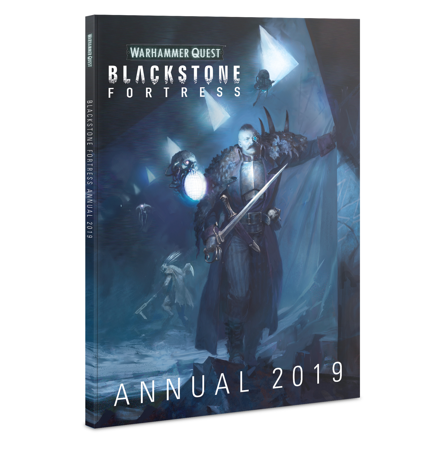 Blackstone Fortress: Annual 2019 image