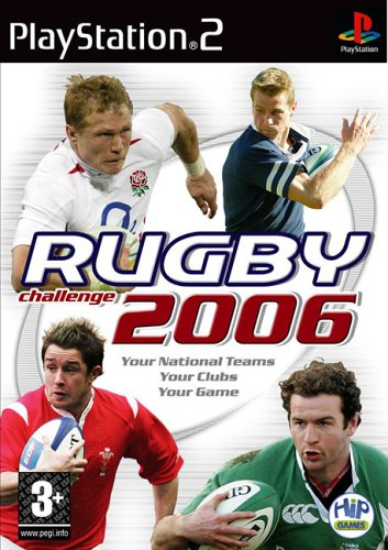 Rugby Challenge 2006 for PS2 image