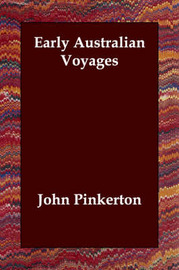 Early Australian Voyages by John Pinkerton image