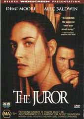 The Juror on DVD
