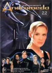 Andromeda 2.2 on DVD