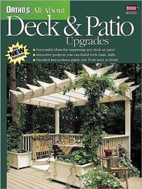 Deck and Patio Upgrades by Meredith Books image