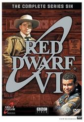 Red Dwarf - Series 6 (2 Disc) on DVD