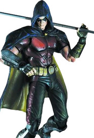 Batman: Arkham City - Robin Play Arts Kai Figure