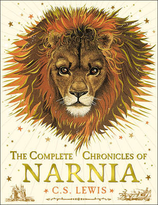 The Complete Chronicles of Narnia (7 in 1 Volume, Hardcover) by C.S Lewis image