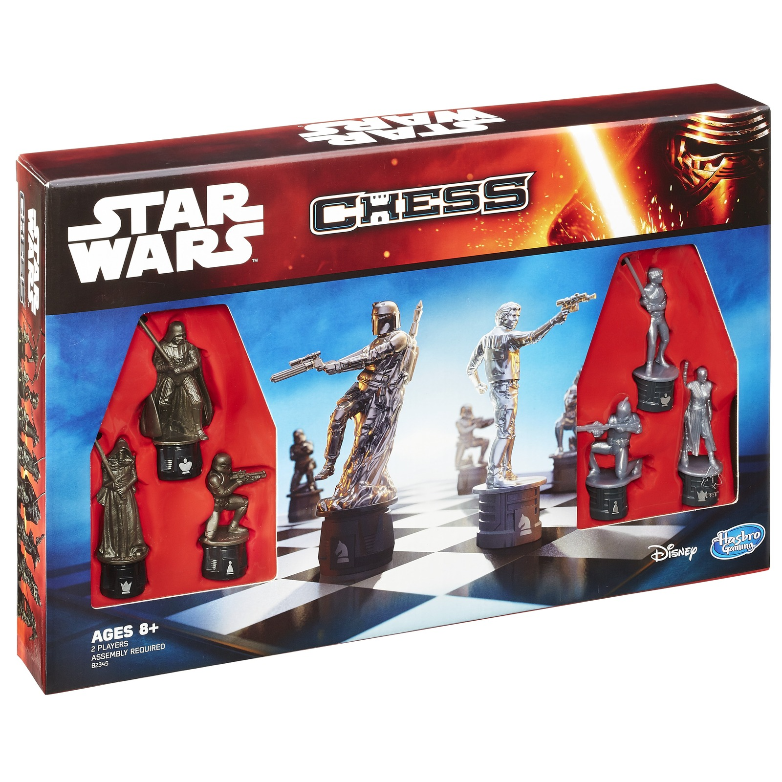 Star Wars Toy Game : Star wars chess game toy at mighty ape nz