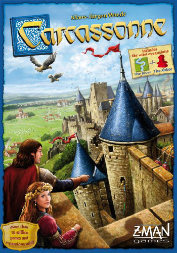 Carcassonne - 2nd Edition image