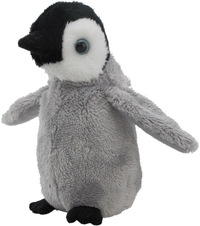 Antics - Wild Mini Penguin Chick - 12cm