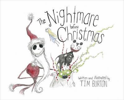 The Nightmare Before Christmas by Tim Burton