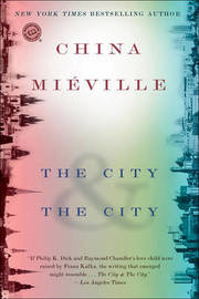 The City & the City by China Mieville image