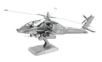 Metal Earth: AH:64 Apache Helicopter - Model Kit